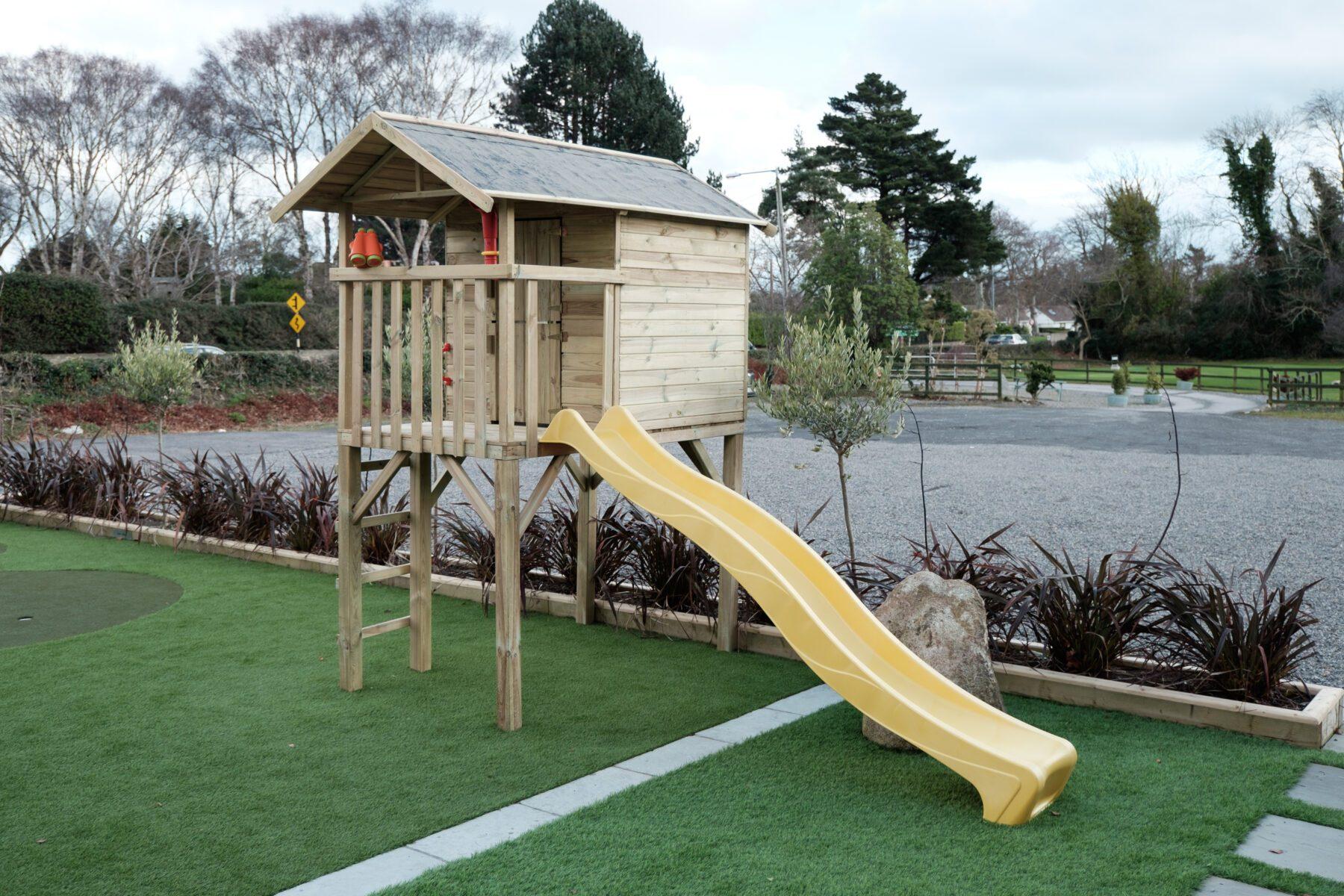 Playhouses | Kids Playhouse | Wooden Playhouse Ireland | Dino Dens