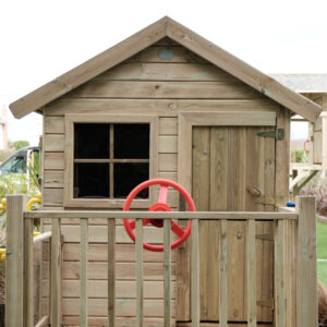 Playhouse Dublin | Outdoor Playhouse | Payhouses | Kids Playhouse | Wooden Playhouse Ireland | Dino Dens